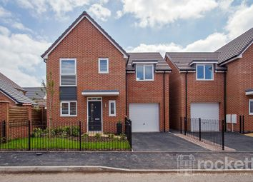 Thumbnail 3 bed detached house to rent in James Grundy Avenue, Trentham Manor, Stoke On Trent