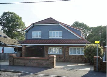 Thumbnail 5 bed detached house for sale in Wigmore Road, Gillingham