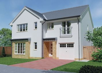 "Thumbnail 5 bed detached house for sale in ""The Kelvin"" at Torrance, Glasgow"