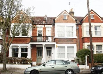 Thumbnail 3 bed flat to rent in Hawarden Grove, London