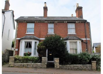 Thumbnail 3 bed semi-detached house for sale in Junction Road, Dorking