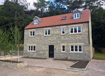 Thumbnail 4 bed detached house to rent in Field View, Shepton Mallet