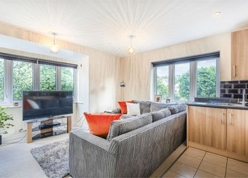 Thumbnail 2 bed flat for sale in Leddrede House, Greyford Close, Leatherhead, Surrey