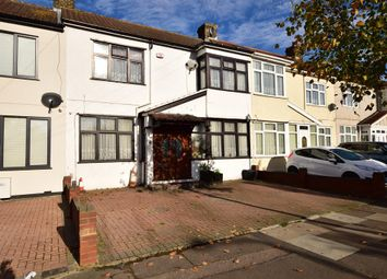 Thumbnail 4 bed terraced house for sale in Keswick Gardens, Ilford, Essex
