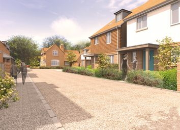 Thumbnail 4 bed detached house for sale in Daneshill Court, Lychpit, Basingstoke
