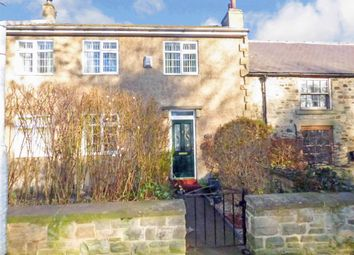 Thumbnail 3 bedroom cottage for sale in The Green, High Coniscliffe, Darlington