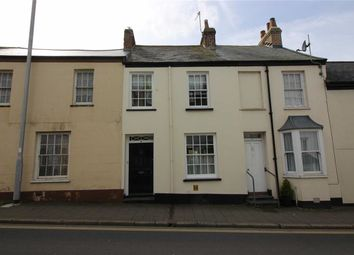 Thumbnail 3 bed terraced house for sale in Newport Road, Barnstaple