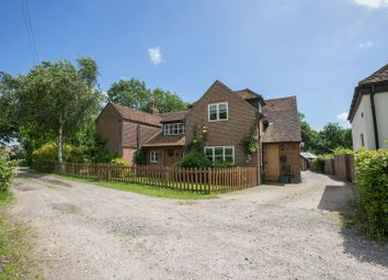 Thumbnail 4 bed detached house for sale in Hambrook Hill North, Hambrook, Chichester