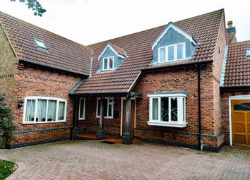 Thumbnail 5 bed detached house for sale in New Walks, Shepshed, Loughborough