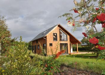 Thumbnail 3 bed detached house for sale in Mid Finlarig, Rafford, Forres