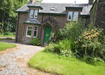 Thumbnail 2 bed flat to rent in Garden Cottage, Fordoun Estate, Auchterarder