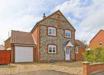 Thumbnail 3 bedroom detached house for sale in Fakenham Road, Great Ryburgh, Fakenham