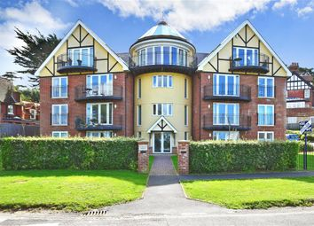 Thumbnail 2 bed flat for sale in Cliff Road, Totland, Isle Of Wight