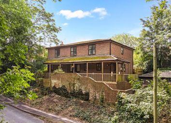 Thumbnail 4 bed detached house for sale in Estancia, Wimborne Road, Blandford Forum