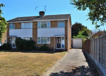 Thumbnail 3 bedroom semi-detached house for sale in Joel Close, Earley, Reading