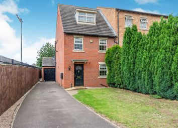 3 bed town house for sale in The Rowick, Wakefield WF2