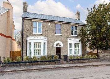 Thumbnail 4 bed detached house for sale in Sturton Street, Cambridge