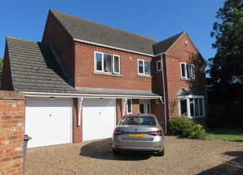 Thumbnail 5 bed detached house for sale in The Sidings, Cranwell Village, Sleaford