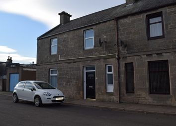 Thumbnail 1 bed flat to rent in Caroline Street, Bishopmill, Elgin