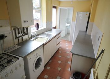 Thumbnail 4 bed terraced house to rent in Westbury Road, Clarendon Park, Leicester