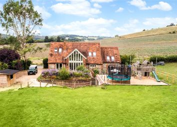 Thumbnail 5 bed detached house for sale in Turville, Henley-On-Thames, Oxfordshire