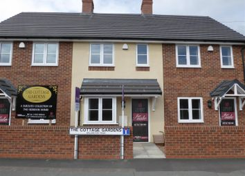 Thumbnail 2 bed terraced house for sale in Wellington Road, Muxton, Telford