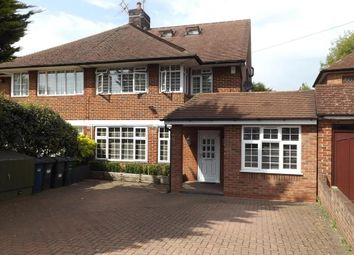 5 bed semi-detached house for sale in Wolmer Gardens, Edgware HA8