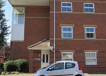 Thumbnail 2 bed flat for sale in Padbury Drive, Banbury, Oxon