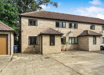 Thumbnail 2 bed end terrace house for sale in High Street, Offord Cluny, St. Neots