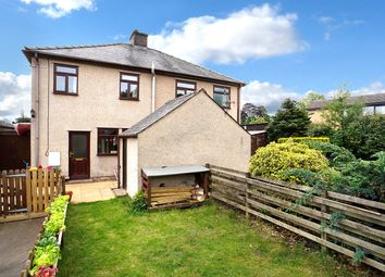 Thumbnail 3 bed semi-detached house for sale in Berrier Road, Penrith