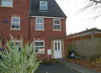 Thumbnail 3 bed mews house to rent in Ramswell Close, Bolton