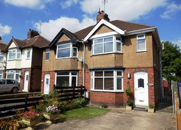 Thumbnail 2 bed semi-detached house for sale in Plough Hill Road, Nuneaton