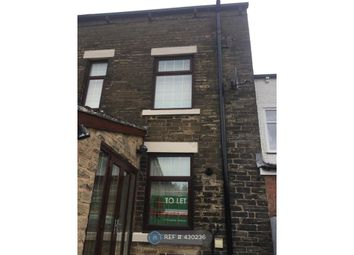 Thumbnail 3 bed terraced house to rent in Hare Hill Road, Rochdale