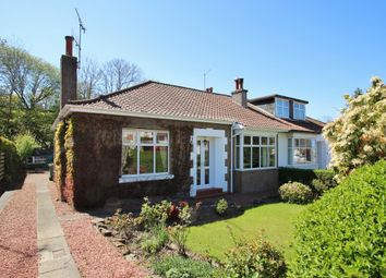 Thumbnail 2 bed semi-detached bungalow for sale in 50 Melford Avenue, Giffnock