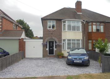 Thumbnail 3 bed semi-detached house for sale in Clee Avenue, Kidderminster