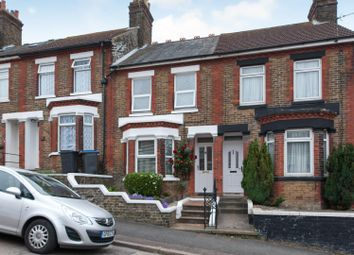 Thumbnail 3 bed terraced house for sale in Nightingale Road, Dover