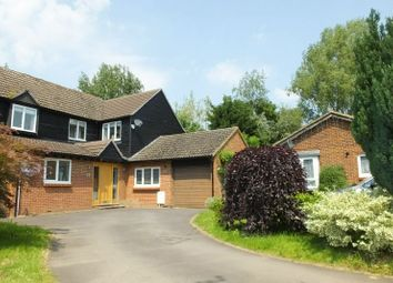 Thumbnail 4 bed detached house for sale in Caradon Close, Horsell, Woking