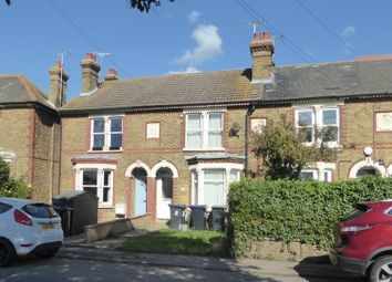 Thumbnail 3 bed terraced house to rent in Belmont Road, Whitstable