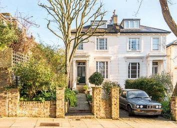 Thumbnail 5 bed semi-detached house for sale in Eton Villas, Hampstead, London
