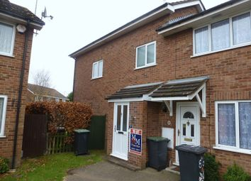 Thumbnail 3 bed terraced house to rent in Windermere Close, Flitwick, Bedford