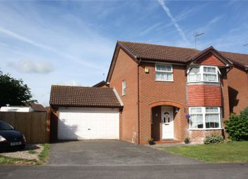 Thumbnail 4 bedroom detached house for sale in Chatteris Way, Lower Earley, Reading, Berkshire