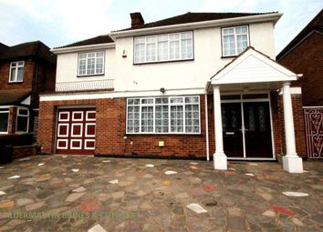 Thumbnail 4 bed detached house for sale in Dalkeith Grove, Stanmore, Middlesex