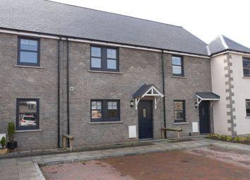 Thumbnail 2 bedroom terraced house for sale in Peelwalls Meadows, Ayton, Berwickshire