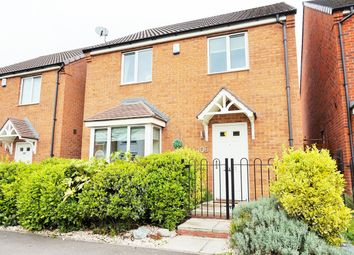Thumbnail 4 bedroom detached house for sale in Stafford Road, Wednesbury