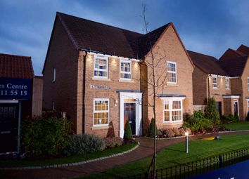 """Thumbnail 4 bed detached house for sale in """"Millford"""" at Bridlington Road, Stamford Bridge, York"""