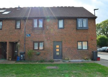 Thumbnail 3 bed end terrace house to rent in Benham Gardens, Hounslow, Middlesex