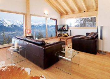 Thumbnail 4 bed chalet for sale in 4 Bedroom Chalet, Haute Nendaz, Valais, Valais, Switzerland
