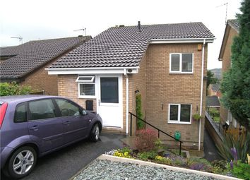 Thumbnail 3 bed detached house for sale in Stoke Close, Belper