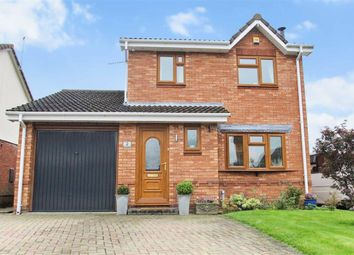 Thumbnail 3 bed detached house for sale in Henry Jones Road, Oswestry