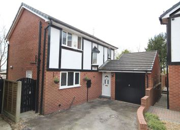 Thumbnail 3 bed detached house for sale in Broadlea Grove, Shawclough, Rochdale